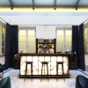 Design with alabaster for restaurants and hotels