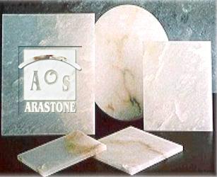 Alabaster panels