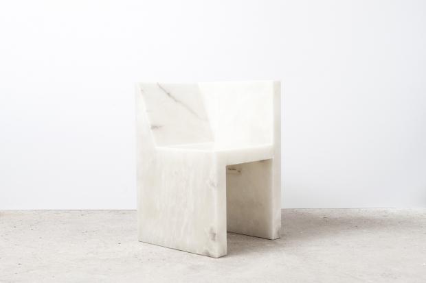 alabaster-furnitures-Half-Box-Chair-Rick-Owens
